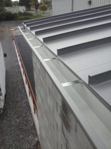 Architectural Sheet Metal Specialties Metal Roofing